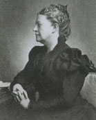 Portrait of Julia Zitella Cocke